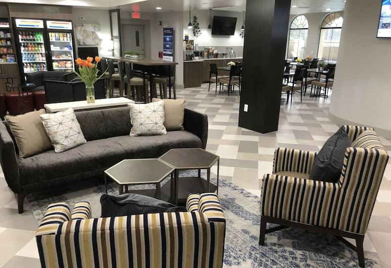 Best Western Plus Heritage Inn, Houston, Vestibiulis