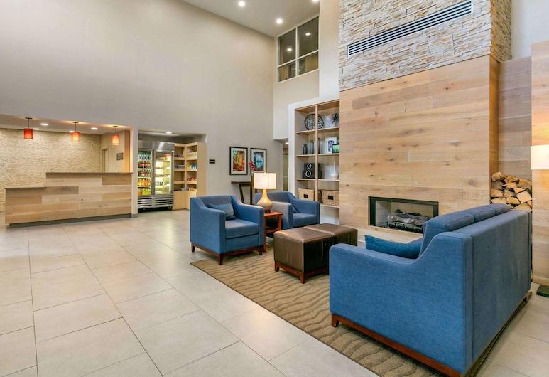 Comfort Inn & Suites Nashville Franklin Cool Springs, Franklin, Prostor za sjedenje u predvorju