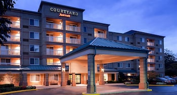 תמונה של Courtyard by Marriott Cleveland Airport South במידלברג הייטס