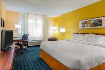 Foto Fairfield Inn by Marriott Albany University Area di Albany