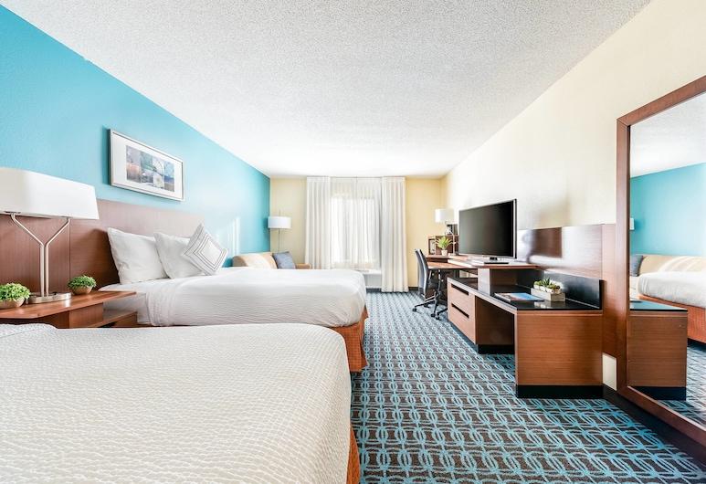 Fairfield Inn by Marriott Northlake, Charlotte, Habitación