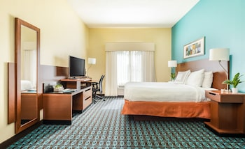 Enter your dates to get the Charlotte hotel deal