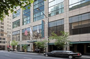 シカゴ、ホームウッド スイーツ バイ ヒルトン シカゴ ダウンタウンの写真