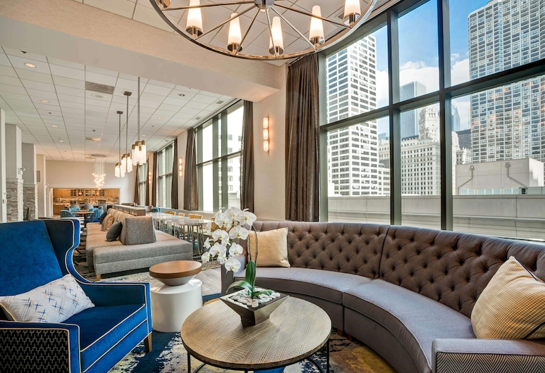Homewood Suites by Hilton Chicago Downtown, Chicago, Resepsjon