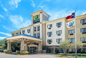 Foto van Holiday Inn Express Hotel & Suites Fort Worth Southwest I-20 in Fort Worth