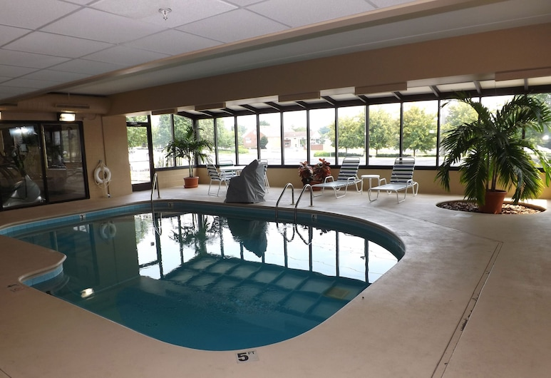 Holiday Inn Express & Suites Alcoa (Knoxville Airport), Alcoa, Baseins