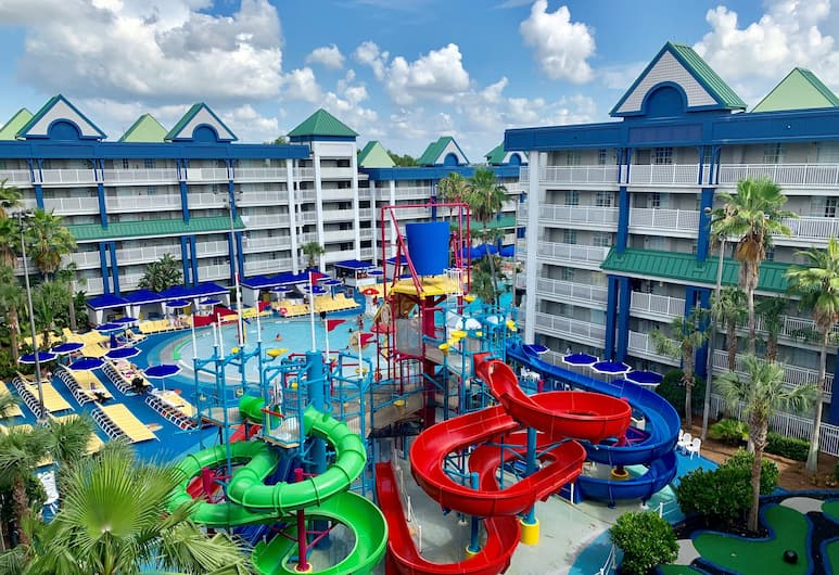 Holiday Inn Resort Orlando Suites - Waterpark, Orlando, Äventyrsbad