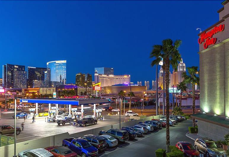Hampton Inn Tropicana, Las Vegas, View from Hotel