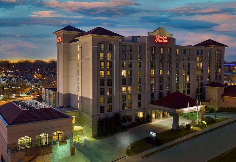 Hampton Inn & Suites Kansas City-Country Club Plaza, Kansas City