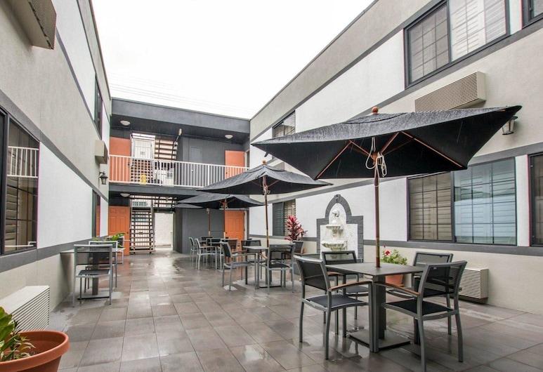 SureStay Hotel by Best Western Beverly Hills West LA, Λος Άντζελες, Αυλή