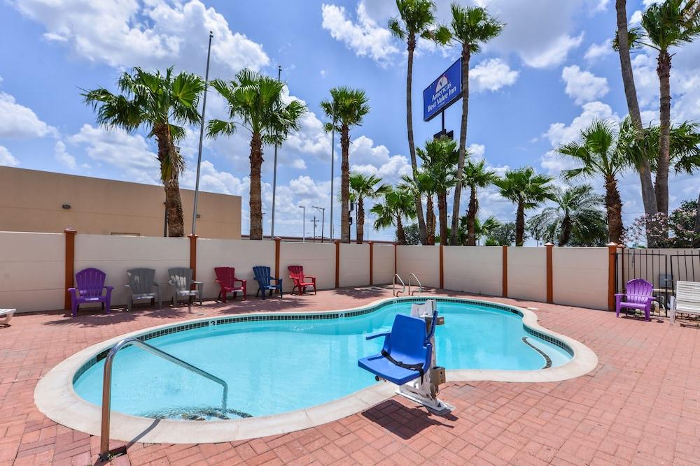 Express Inn Weslaco Outdoor Pool