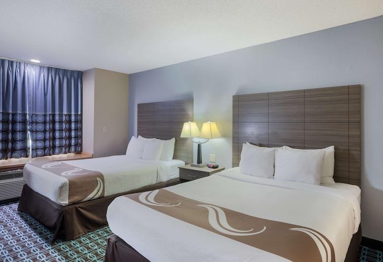 Quality Inn & Suites Blue Springs - Kansas City, Blue Springs, Standard tuba, 2 laia voodit, suitsetamine keelatud, Tuba