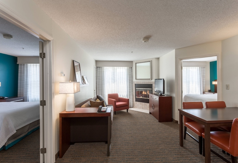 Residence Inn by Marriott Rocky Mount, Rocky Mount, Suite, 2 chambres, non-fumeurs, Chambre