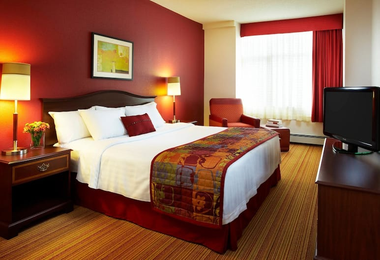 The Carleton Suite Hotel, Ottawa, Studio, Guest Room
