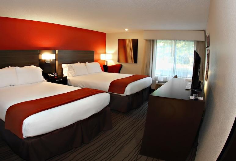 Holiday Inn Express Brentwood South - Cool Springs, Frenklina, Standarta numurs, piekļuves iespējas personām ar kustību traucējumiem, nesmēķētājiem (Hearing), Viesu numurs