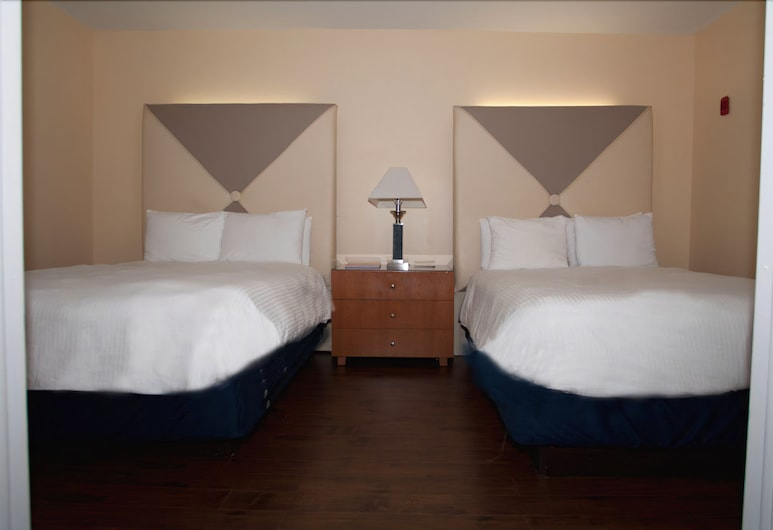 Hotel La Flora, Маямі-Біч, Номер-люкс, 2 ліжка «квін-сайз», Номер