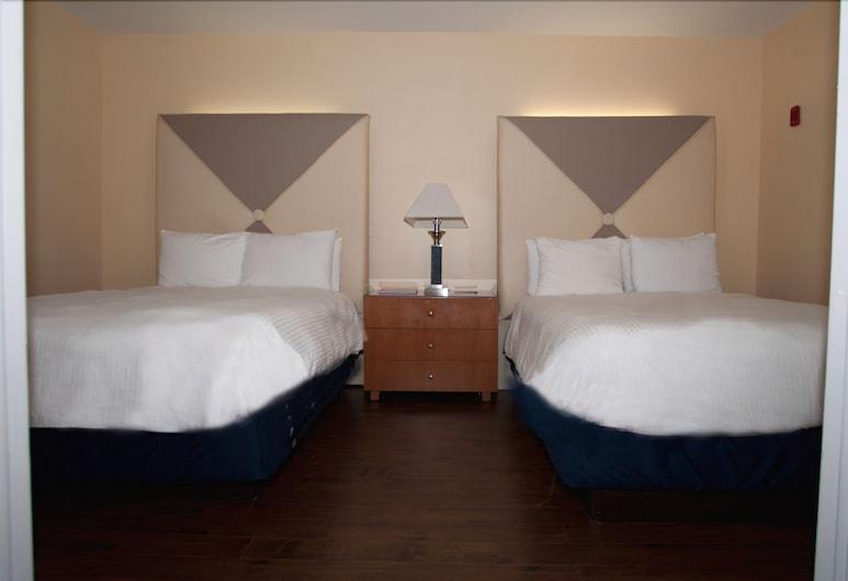 Hotel La Flora, Miami Beach, Suite, 2 Queen Beds, Guest Room