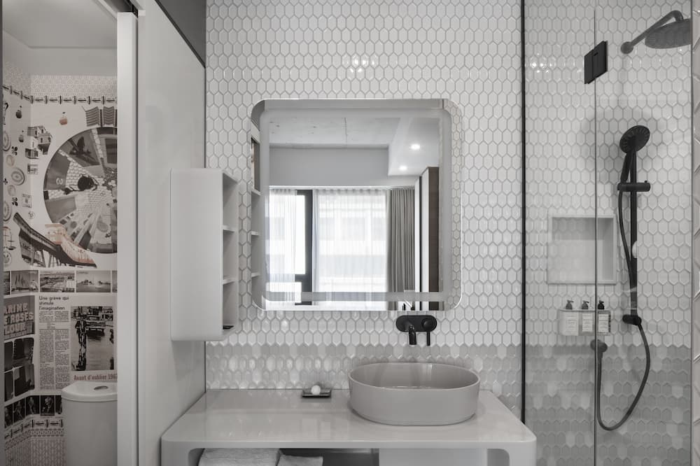Pokoj typu Classic, dvojlůžko (180 cm) - Koupelna