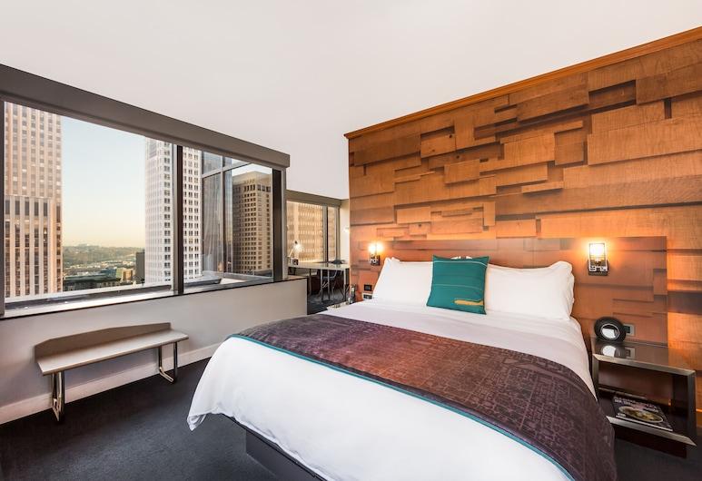 W Seattle, Seattle, Wow Suite, Prezidentský apartmán, 1 spálňa, nefajčiarska izba, výhľad na mesto, Hosťovská izba