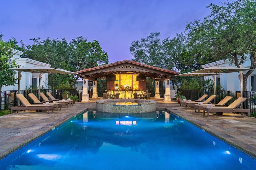 Exclusive Room, 2 Queen Beds (Villa Queens) - Private pool