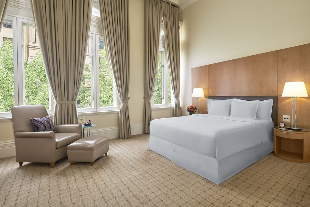 Quarto Superior, 1 cama king-size (Heritage) - Quarto