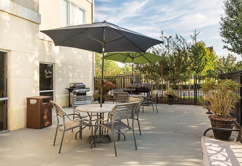 Springhill Suites Memphis East / Galleria, Memphis, Terraza o patio