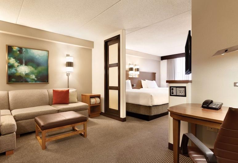 Hyatt Place Chicago/Lombard/Oak Brook, Lombard, Guest Room