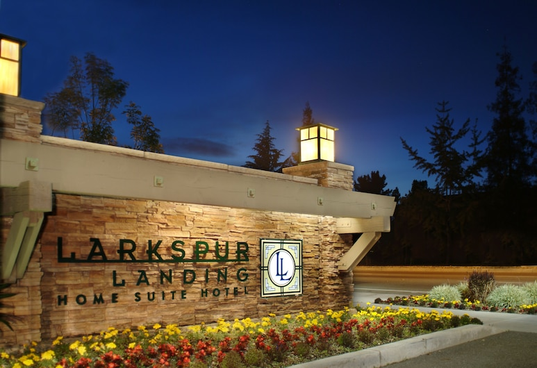 Larkspur Landing South San Francisco - An All-Suite Hotel, South San Francisco, Hótelinngangur