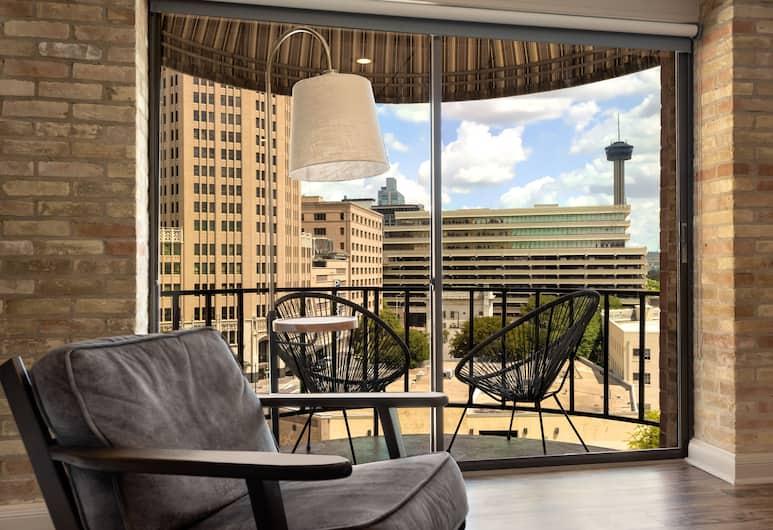 里弗沃克廣場飯店, 聖安東尼奧, 陽台
