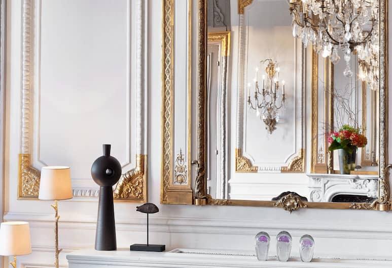 巴黎威斯汀酒店, 巴黎, 客房