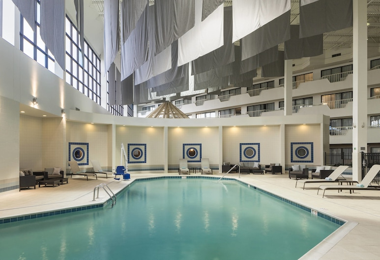 Courtyard by Marriott Columbus West/Hilliard, Columbus, Indoor Pool