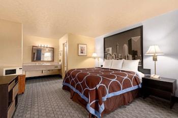 科利吉公園哈茨菲爾德傑克遜溫德姆亞特蘭大機場速 8 飯店的相片