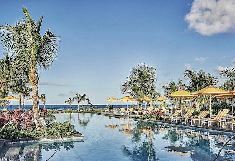 Four Seasons Resort - Nevis, Jessups Village, בריכה אינסוף