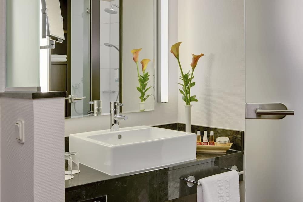 Quarto Superior - Casa de banho