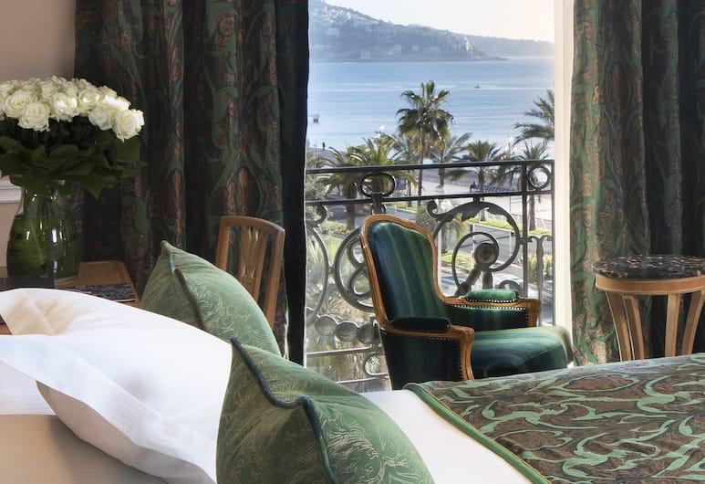 Hotel Le Negresco, Nizza, Exclusive-Zimmer, eingeschränkter Meerblick, zum Garten hin, Zimmer