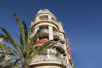 Hình ảnh Cavendish tại Cannes