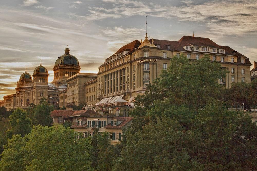 Bellevue Palace Hotel, Bern