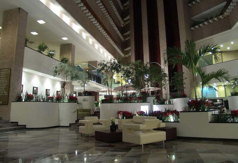 Radisson Paraiso Mexico City, Mexico City, Lobby