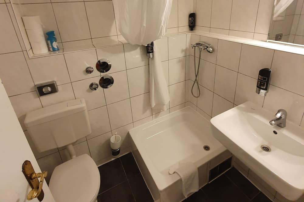 Kamar Single - Kamar mandi