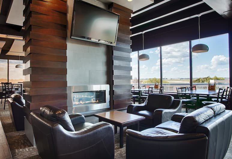 Best Western Plus City Centre Inn, Edmonton, Hotelbar