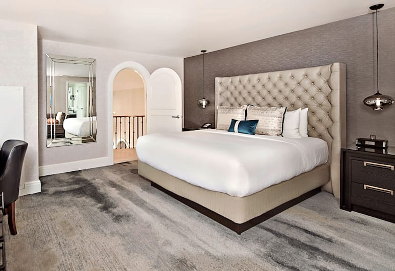 InterContinental Chicago Magnificent Mile, Chicago, Presidential Suite, 1 Double Bed, Guest Room