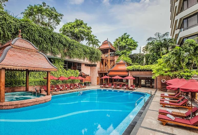 랜드마크 방콕, 방콕, 야외 수영장