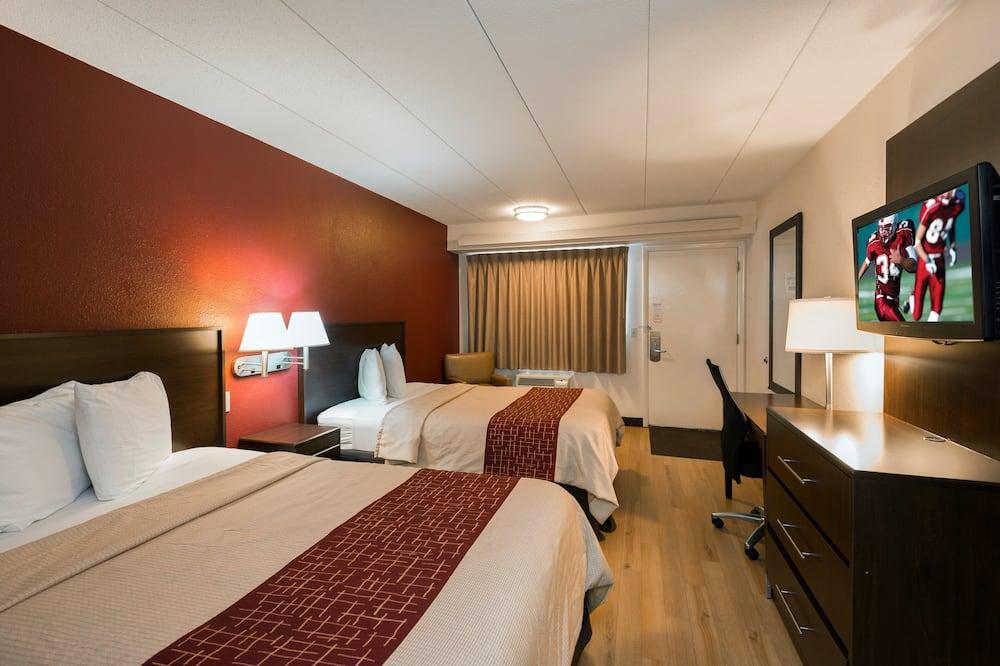 Deluxe soba, 2 bračna kreveta (Smoke Free) - Soba za goste