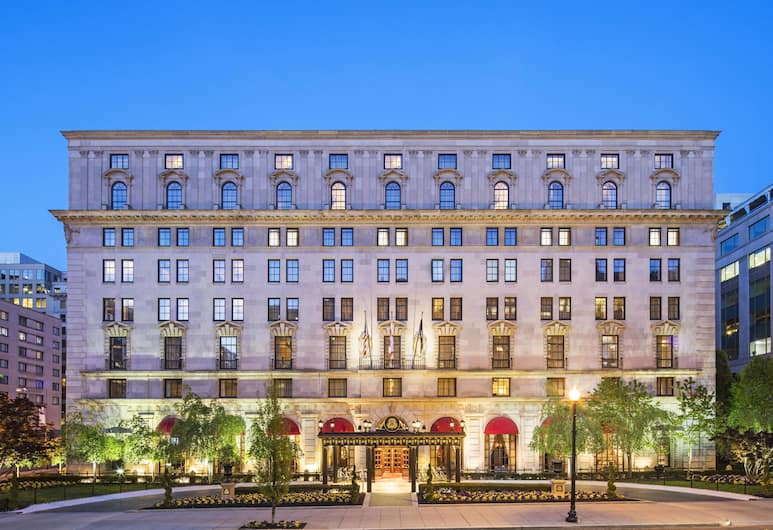 The St. Regis Washington, D.C., Washington, Exterior