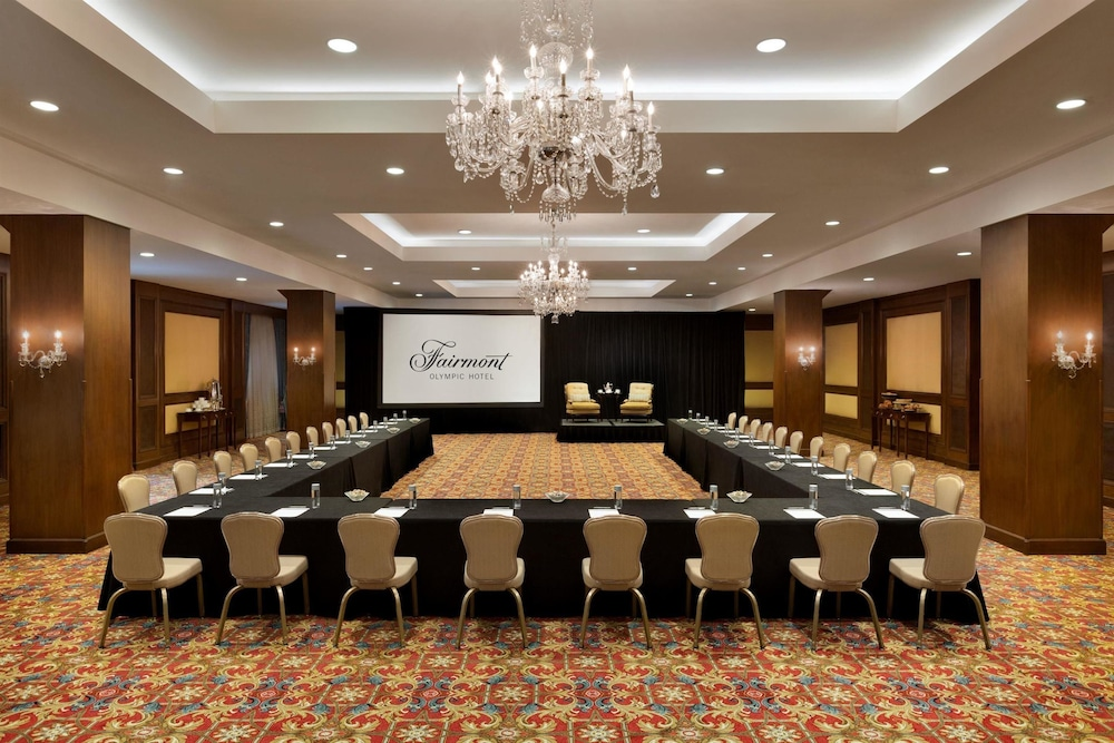 Book Fairmont Olympic Hotel In Seattle Hotels Com