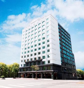 台北、ゴールデン チャイナ ホテル (康華大飯店)の写真