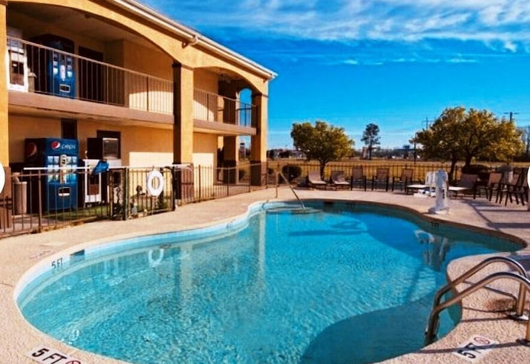 Florence Inn and Suites, Florence, Buitenzwembad