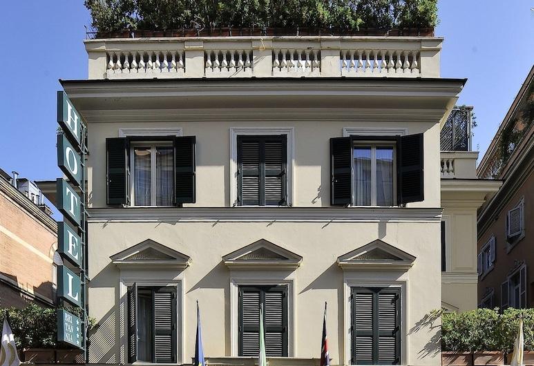 The Britannia Hotel, Rome