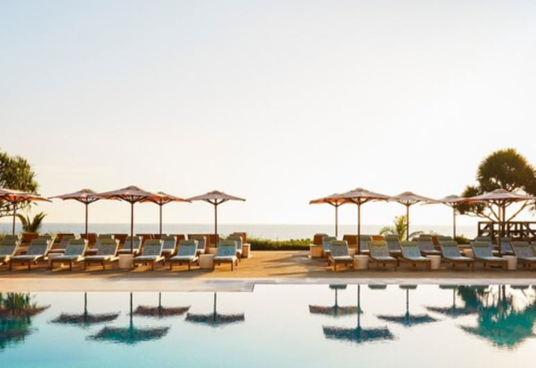 Four Seasons Resort Palm Beach, Palm Beach, Terasz/udvar