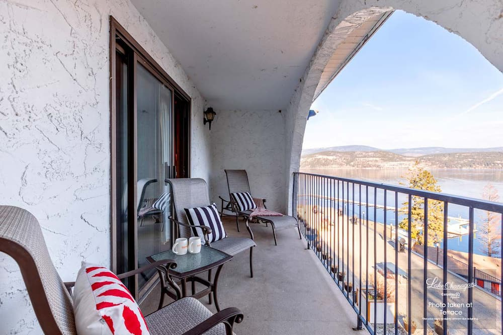 Signature Apartment, 1 Double Bed with Sofa bed - Balcony